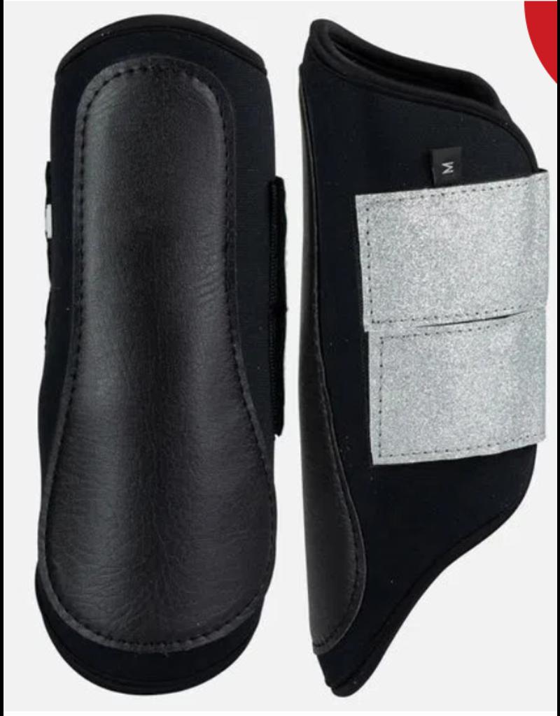 Horze Thun Brushing Boots Black Large