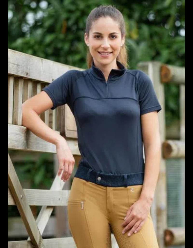 Horze Willow Short Sleeve Show Shirt