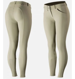 Horze Womens Grand Prix Silicone Knee Patch Breeches