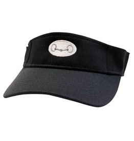 Stirrups Clothing Visor Black Bit