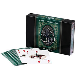 Kelley Horse Playing Cards - Two Deck Set