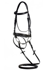 Nunn Finer Brentina English Dressage Bridle