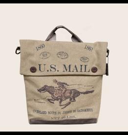 American Glory Barrett Pony Express Crossbody Bag
