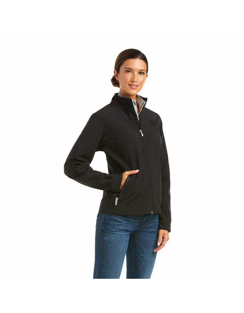 Ariat Womens New Team Softshell Jacket