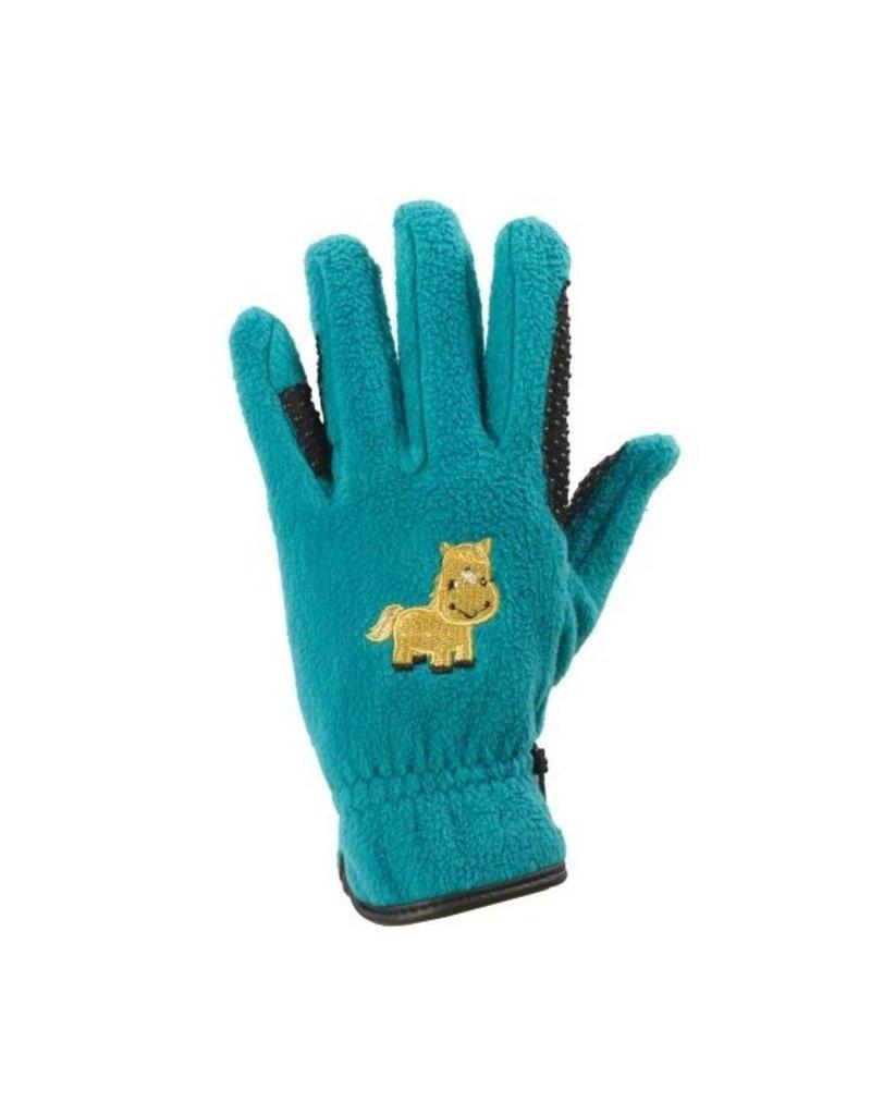 Equistar Kids Pony Fleece Gloves