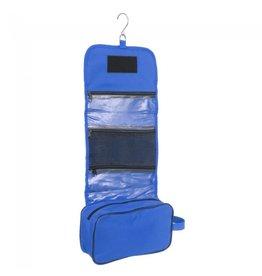 Tough-1 Nylon Roll Up Accessory Bag Royal Blue