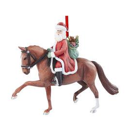 Breyer Dressage Santa Ornament