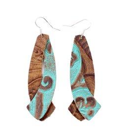 One Wild Double Wing Earrings