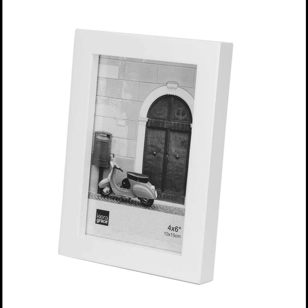 AZ Frame Contempo 4X6 White