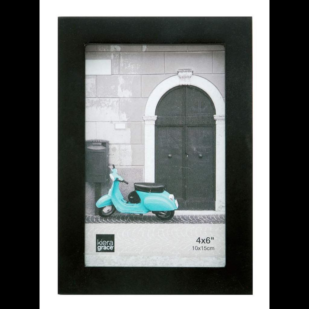 AZ Frame Contempo 4X6 Black