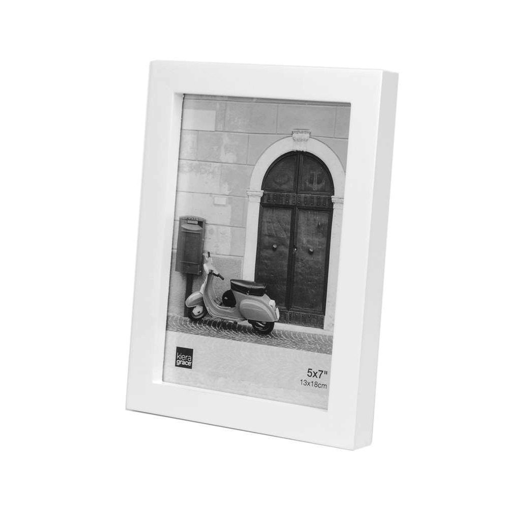 AZ Frame Contempo 5X7 White