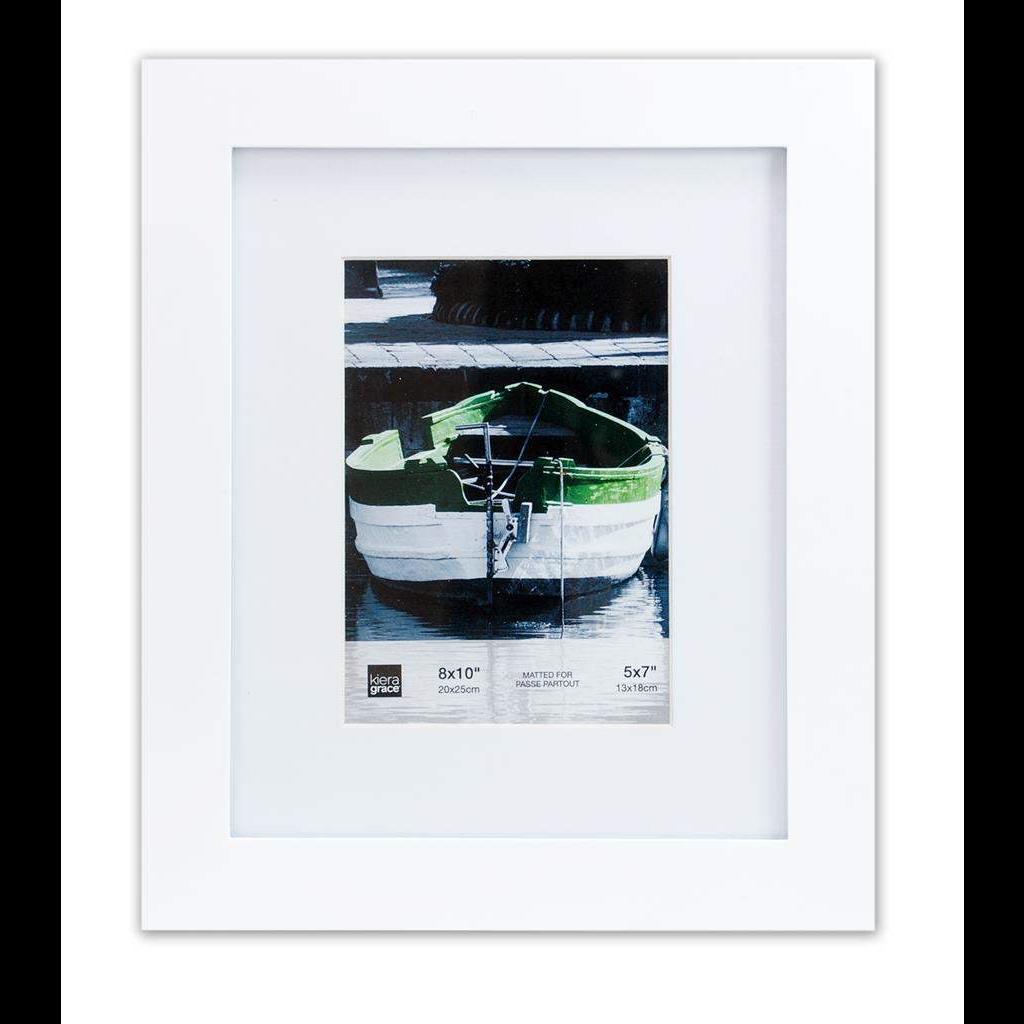 AZ Frame Langford 8X10 White