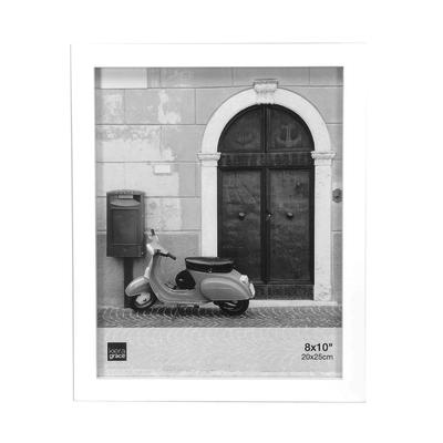 AZ Frame Contempo 8X10 White