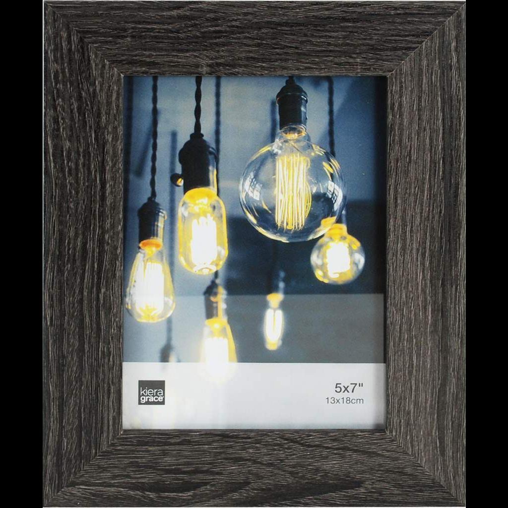AZ Frame Loft 5X7 Driftwood Black