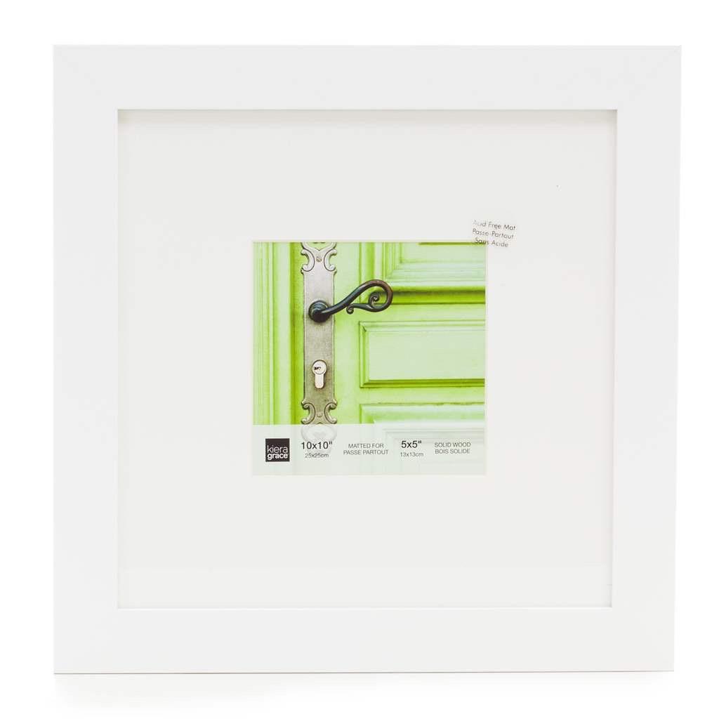 AZ Frame Langford White 10X10