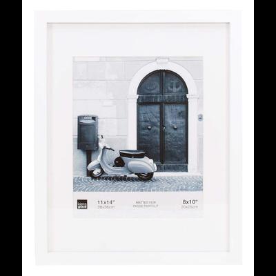 AZ Frame Contempo 11X14 White