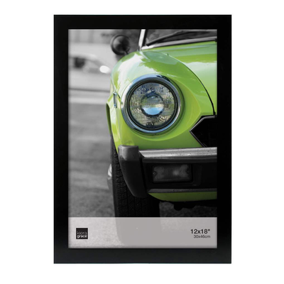 AZ Frame Langford Black 12X18