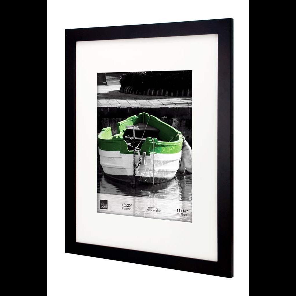 AZ Frame Langford Black 11X14