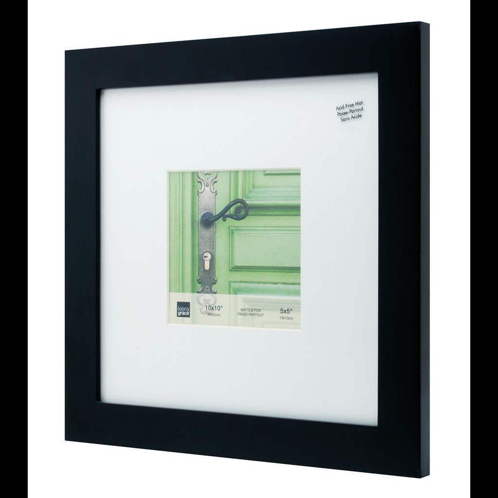 AZ Frame Langford Black 10X10