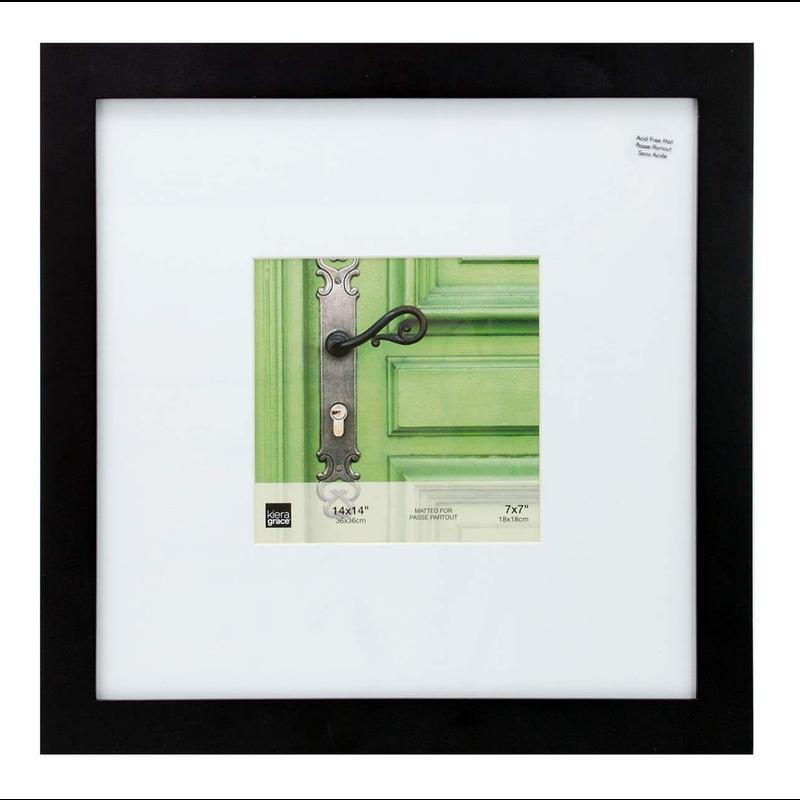 AZ Frame Langford Black 14X14