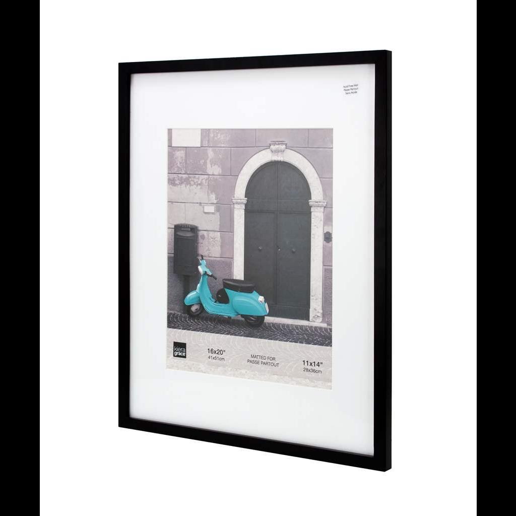 AZ Frame Contempo 16X20 Black