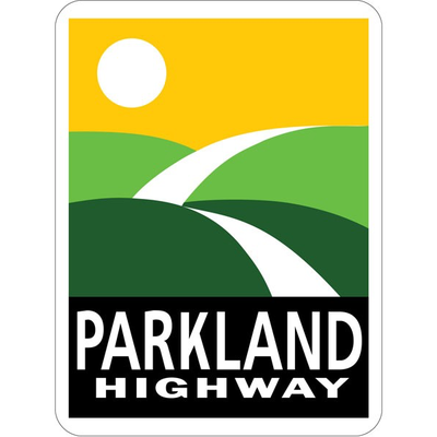 ATS Parkland Highway Sign
