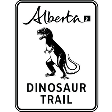 ATS Dinosaur Trail Sign