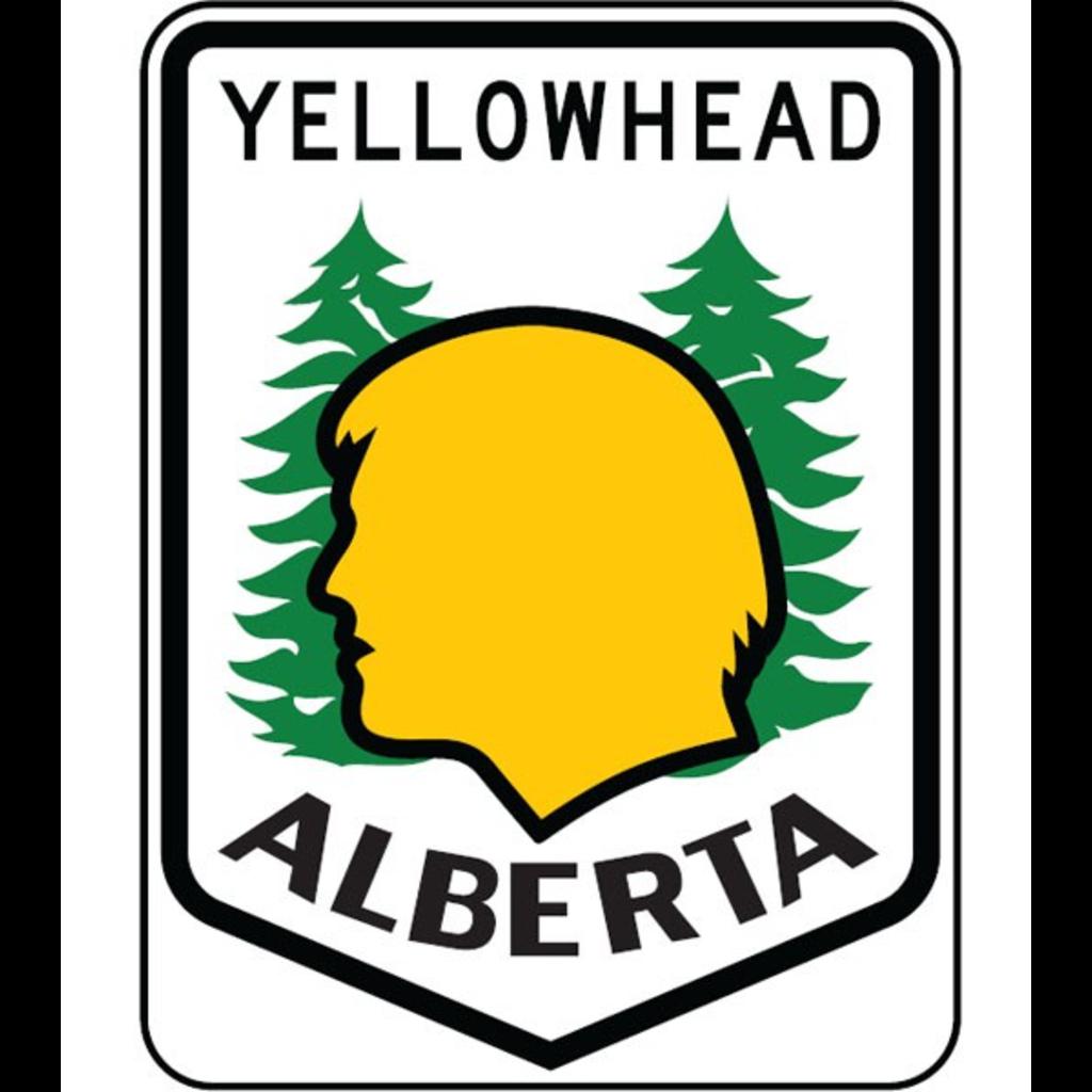 ATS Yellowhead Highway Sign