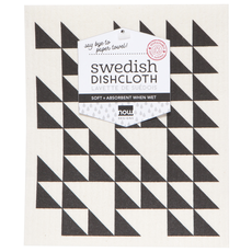Danica Black Swedish Dishcloth