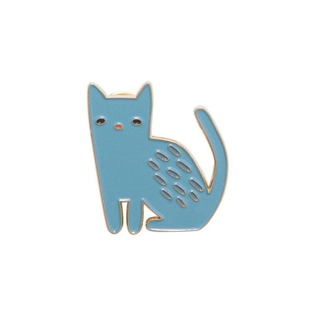 Danica Cat Enamel Pin