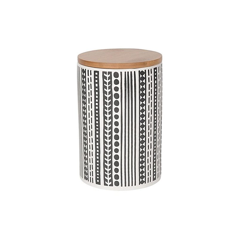 Danica Canyon Stoneware Canister Large