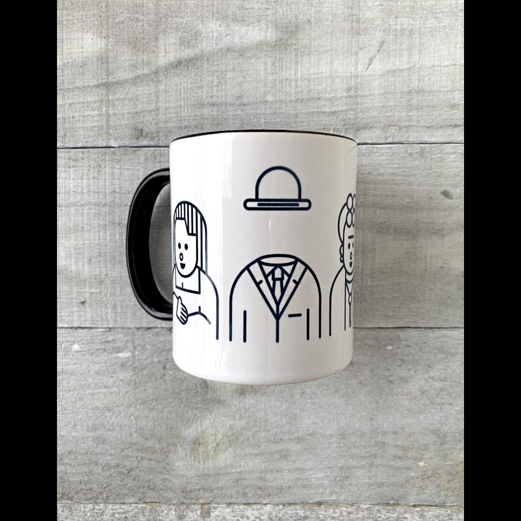 Bee Waeland Bee Waeland | Art Peeps Mug