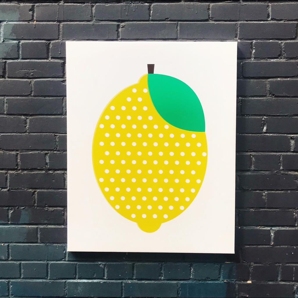 Bee Waeland Bee Waeland | Produce Lemon