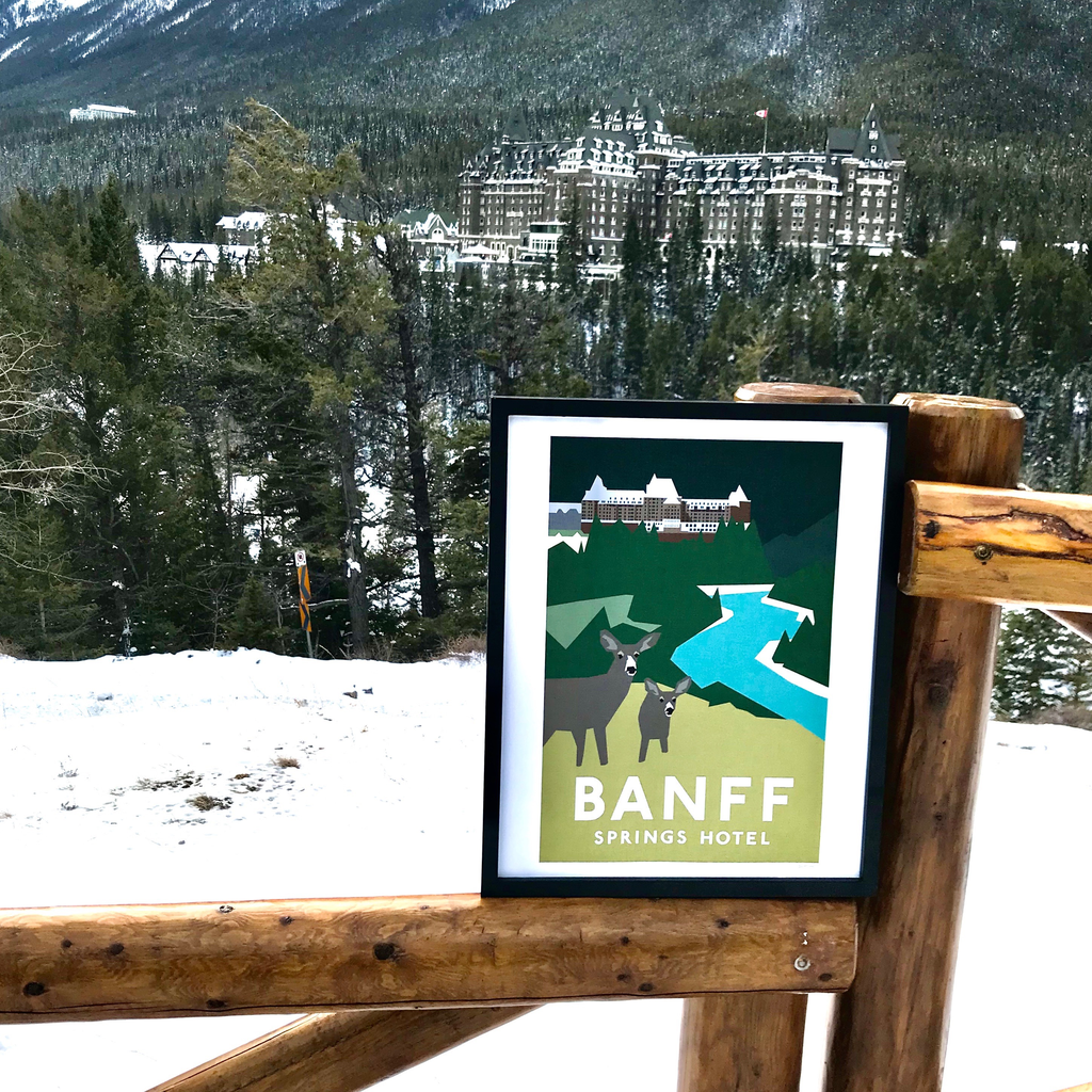 Bee Waeland Bee Waeland   Banff Springs Hotel