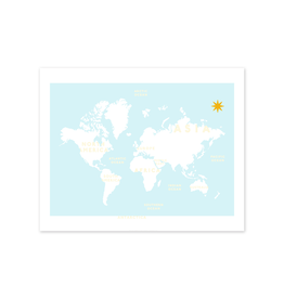 Bee Waeland Bee Waeland | Blue and Yellow World