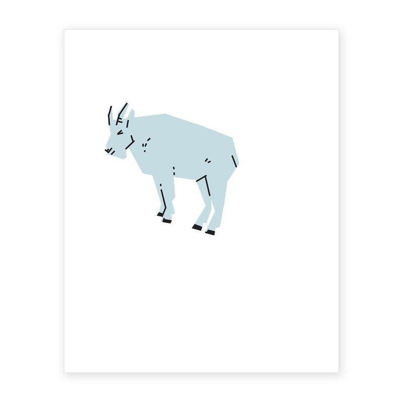 Bee Waeland Bee Waeland | Parks Alberta Goat