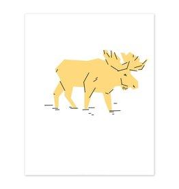 Bee Waeland Bee Waeland   Parks Alberta Moose