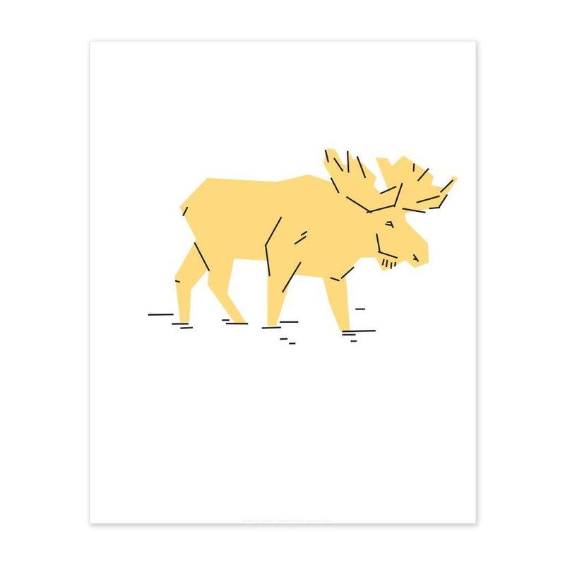 Bee Waeland Bee Waeland | Parks Alberta Moose