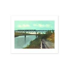 Vivid Archives High Level Postcard Print