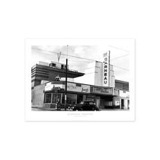 Vivid Archives Garneau Theatre 1943 Poster