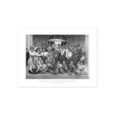 Vivid Archives Cowboys Outside Macdonald Hotel Poster