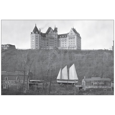 Vivid Print Alberta Motor Boat Company 1923 Postcard