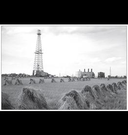 Vivid Print Leduc Harvest 1947 Postcard