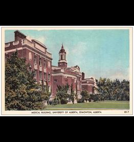 Vivid Print Medical School Postcard