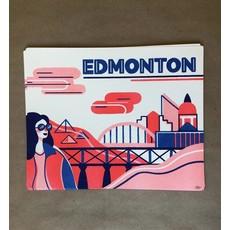 Vivid Print Mariah Barnaby-Norris | Neon Edmonton