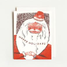 Homework Press Santa