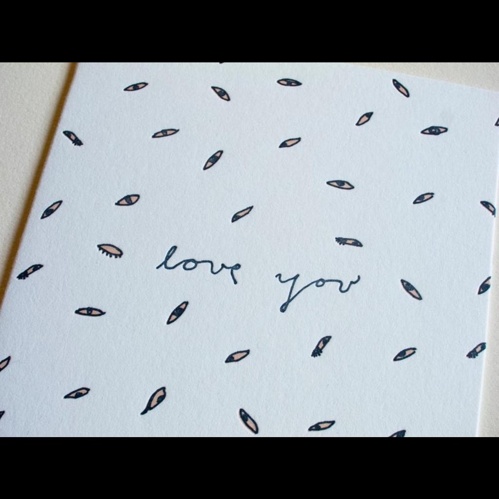 Homework Press Love You