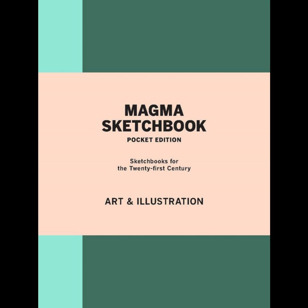 Laurence King Publishing Magma Sketchbook: Art & Illustration