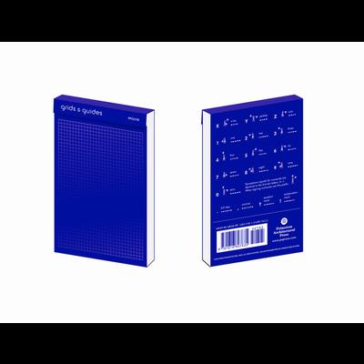 Princeton Architectural Press Grids & Guides (Micro Blue)