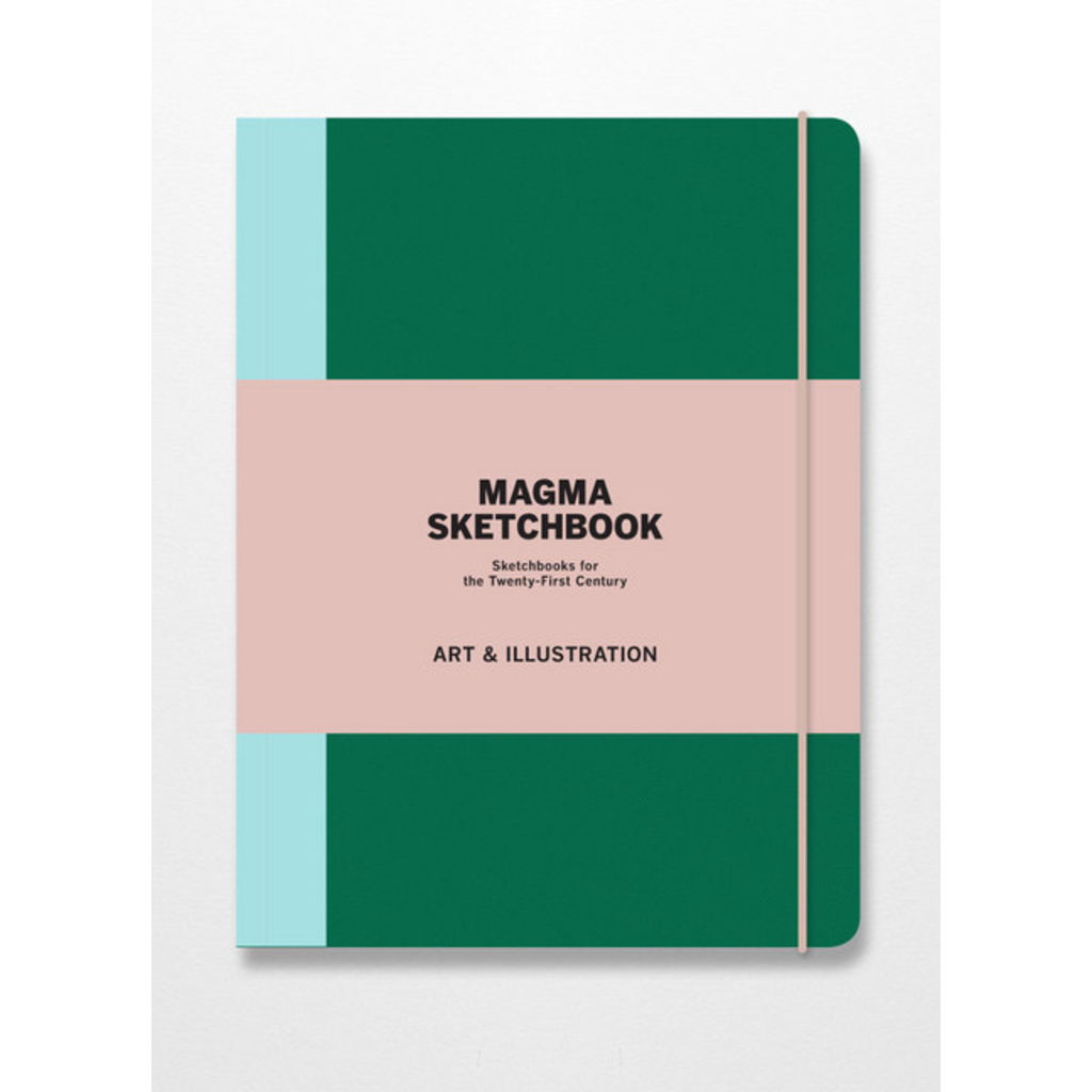 Laurence King Publishing Magma Sketchbook: Art and Illustration